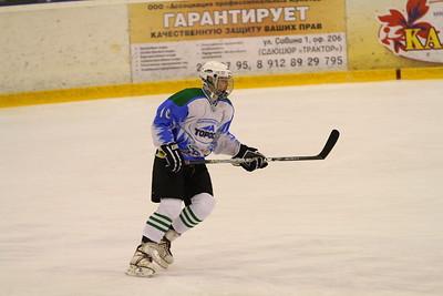 Трактор (Челябинск) - Торос (Нефтекамск) 12:1 . 26 октября 2013