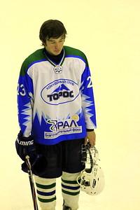Мечел (Челябинск) - Торос (Нефтекамск) 2:4. 1 октября 2013