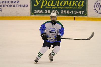 Трактор (Челябинск) - Торос (Нефтекамск) 6:5. 27 октября 2013