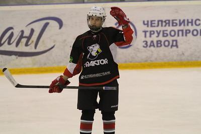 Нападающий команды Трактор Юниорской хоккейной лиги Юрий Шадрин прокомментировал в интервью 74hockey.ru победу своей команды над тольяттинской Ладой.