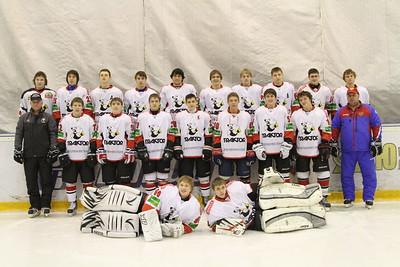 В Тольятти  начались матчи финальной части первенства Юниорской хоккейной лиги.