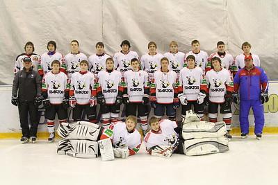В финальном матче первенства Юниорской хоккейной лиги челябинский Трактор обыграл нижнекамский Нефтехимик.