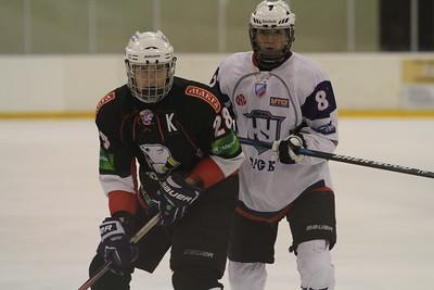 Команда Трактор уступила Южному Уралу из Орска в матче первенства Юниорской хоккейной лиги.
