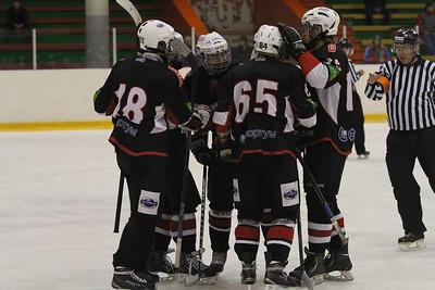 В Юниорской хоккейной лиге команда Станислава Шадрина и Александра Рожкова стала чемпионом России второй раз подряд.