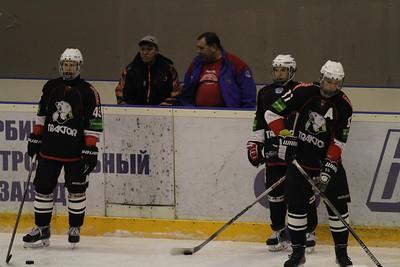 Трактор (Челябинск) - Молот (Пермь) 5:1. 28 ноября 2015