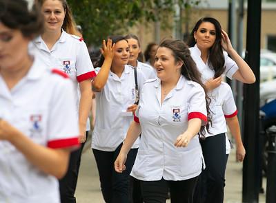 26/09/2019. Nurses Graduation at University Hospital Waterford. Picture: Patrick Browne
