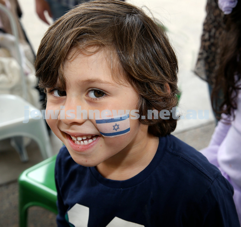 UIA Young Families event at The Entertainment Quarter. Eitan Meguideche. Pic Noel Kessel.