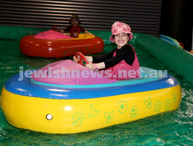 UIA Young Families Israeli Summer Days at The Venue. Miri Lurie. Pic Noel Kessel