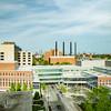 University of Illinois Hospital at the University of Illinois, Chicago.