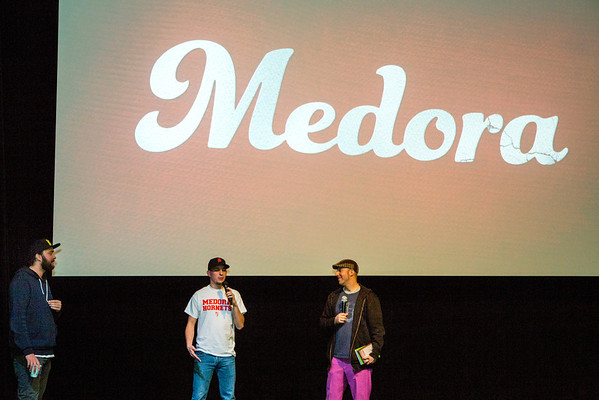 Medora Opening and Q&A with Director.