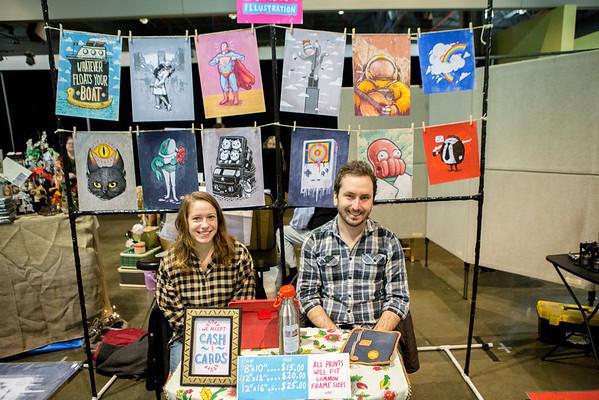 Holiday Artists' Market 2015
