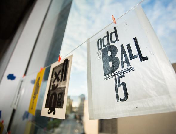 OddBall 2015