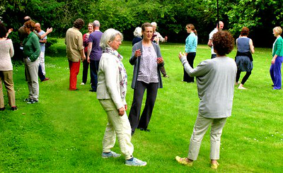 U.K. 2014 R&B Medical Qi Gong Training