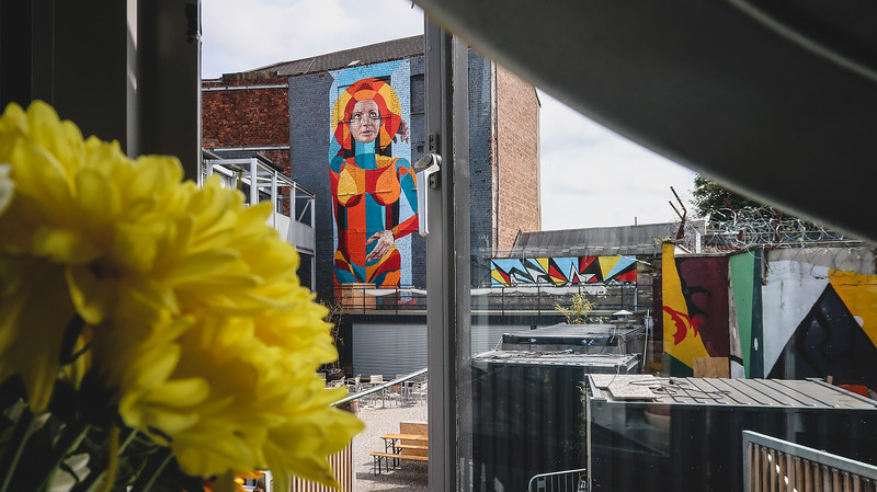 Barras Art and Design is worth adding to your Glasgow itinerary for both art and food