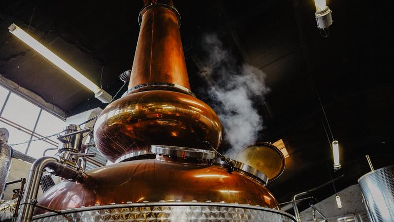 Tour of Glasgow Distillery Company