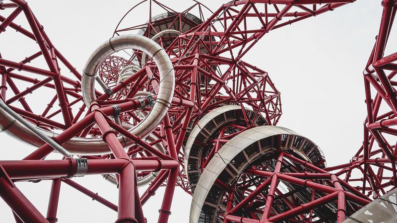 The slide at ArcelorMittal Orbit