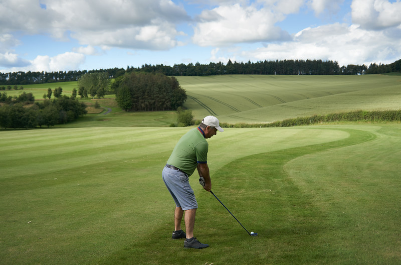 Forrester Park Golf Course near Dunfirmline