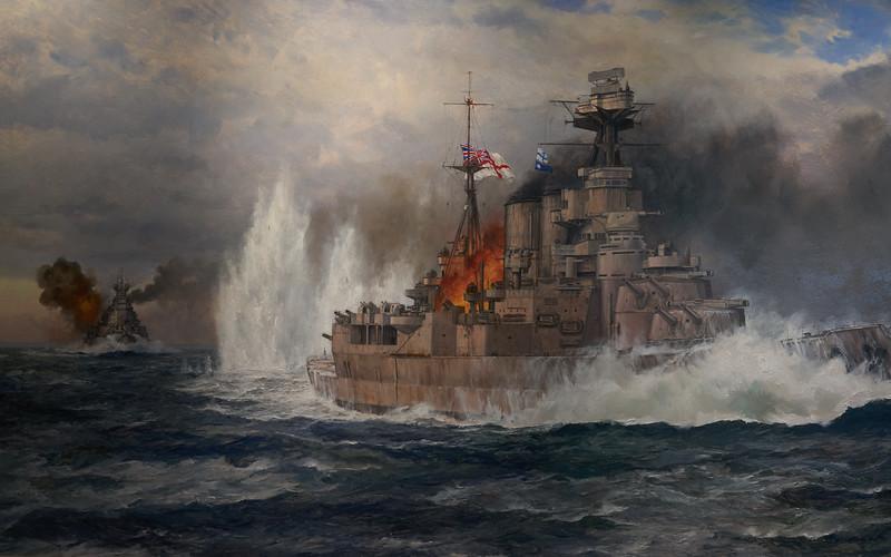 Hood & Prince of Wales v Bismarck