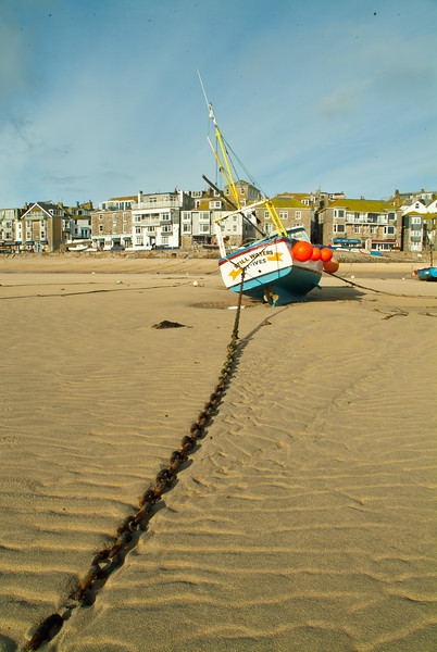 Harbour, St. Ives