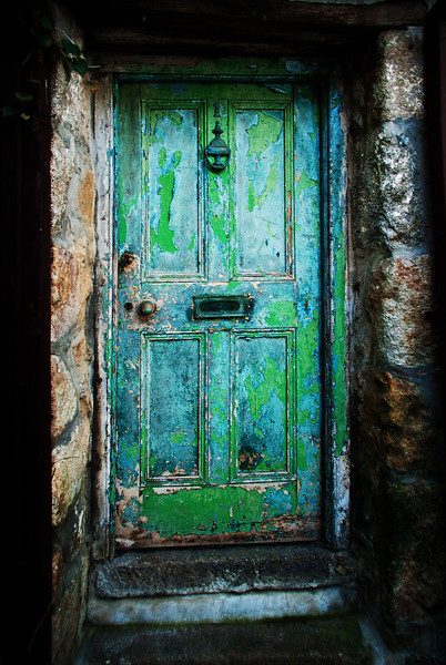 Doorway, St. Ives