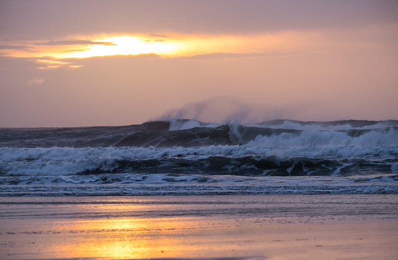 Surf's Up! Woolacombe Bay, Devon