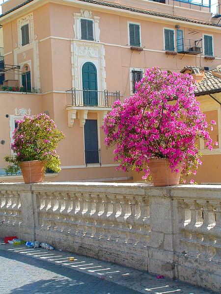 Nr. Spanish Steps, Rome