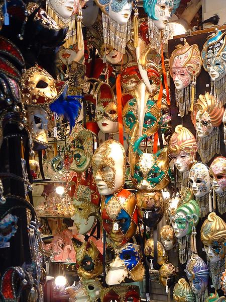 Masks, Venice