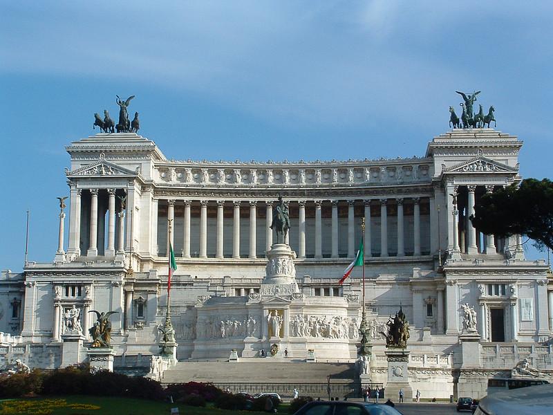 Venice Palace, Rome