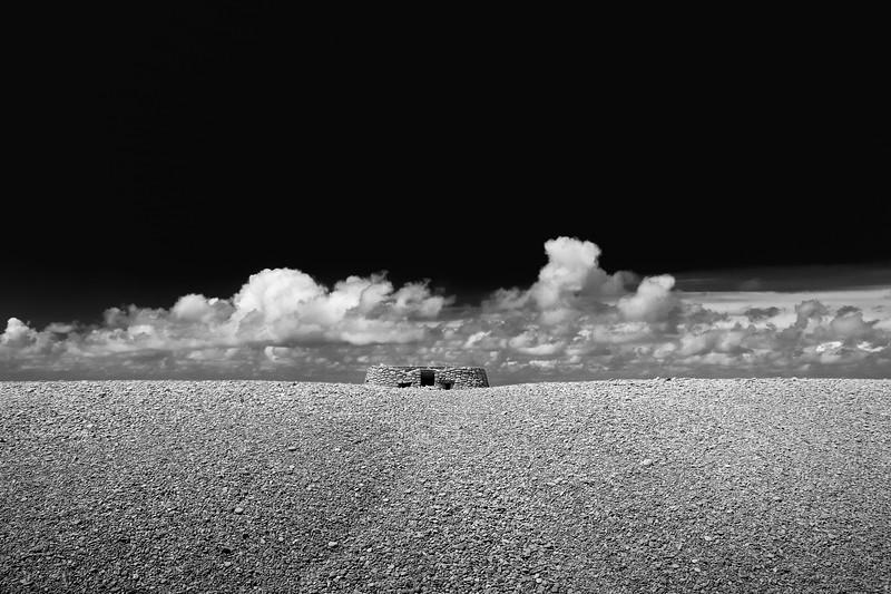 Pillbox, Bossington Beach