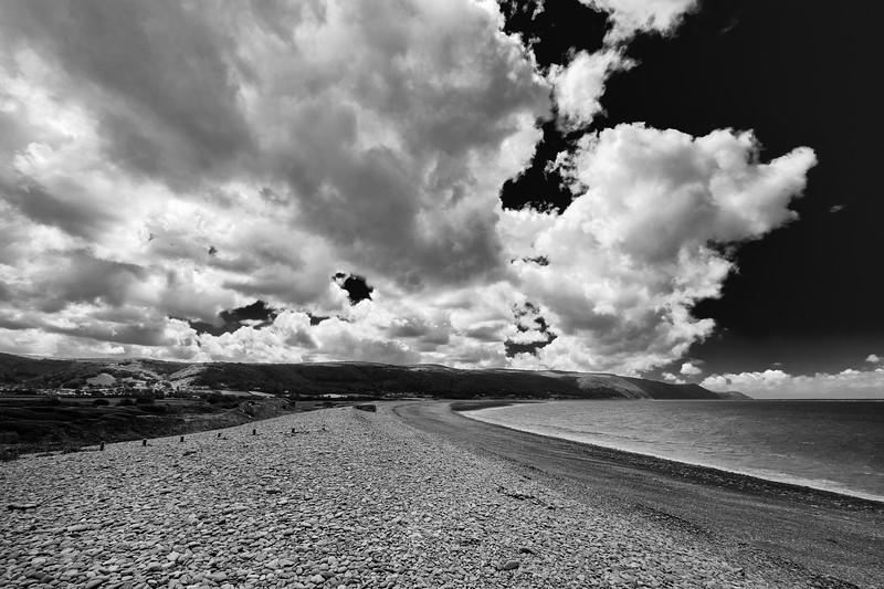 Bossington Beach
