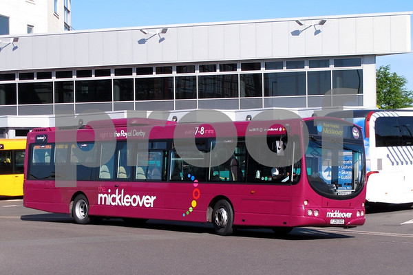 Derby Buses May 2014