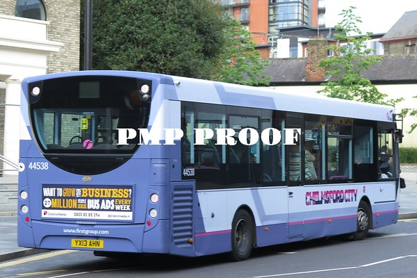 CHELMSFORD BUSES JULY 2016