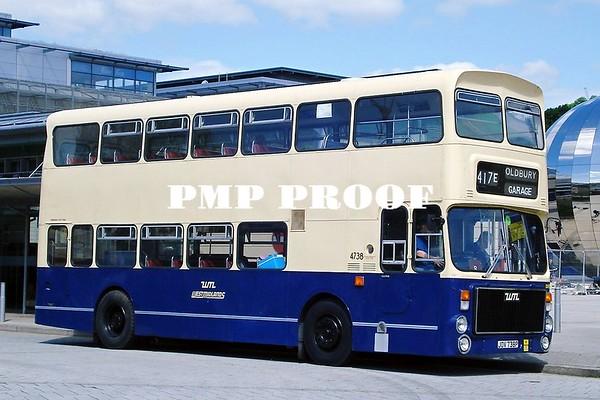 West Midlands transport