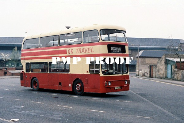 NORTH EAST ENGLAND BUSES