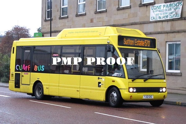 Bolton and Oldham Buses Oct 2013