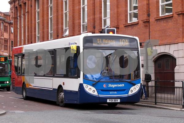 St Helens Buses June 2014