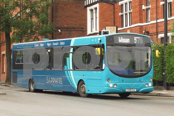 Wigan Buses July 2015