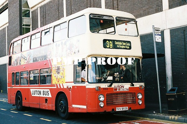 Bedfordshire Buses