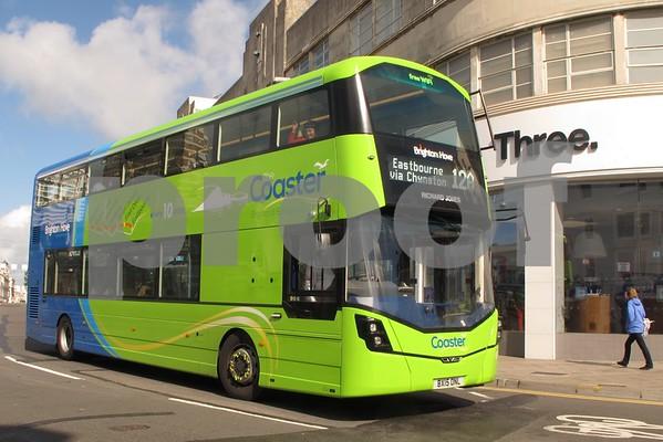 Brighton Buses June 2015