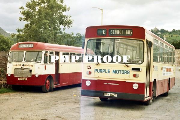 North Wales Transport