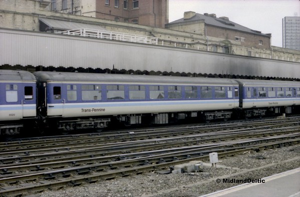 BR Mark 2 Rolling Stock