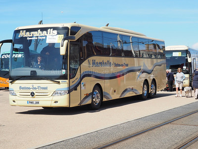 UK Coach Rally Blackpool from 2016 onwards