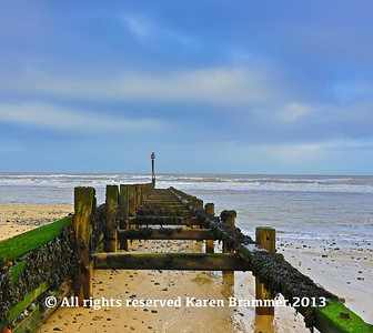 Mundesley Beach, Norfolk