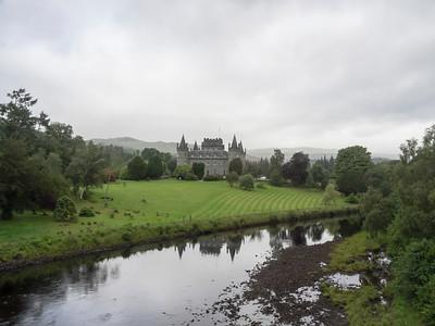 Greenock Inverary Castle