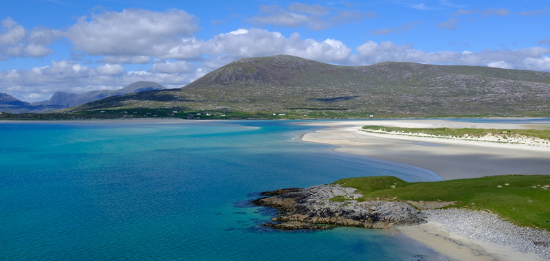 Seilebost Beach Isle of Harris Outer Hebrides Jun 2017