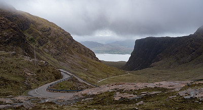 Applecross Pass on the way to Applecross May 2017