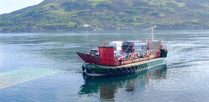 Glenelg Skye Ferry