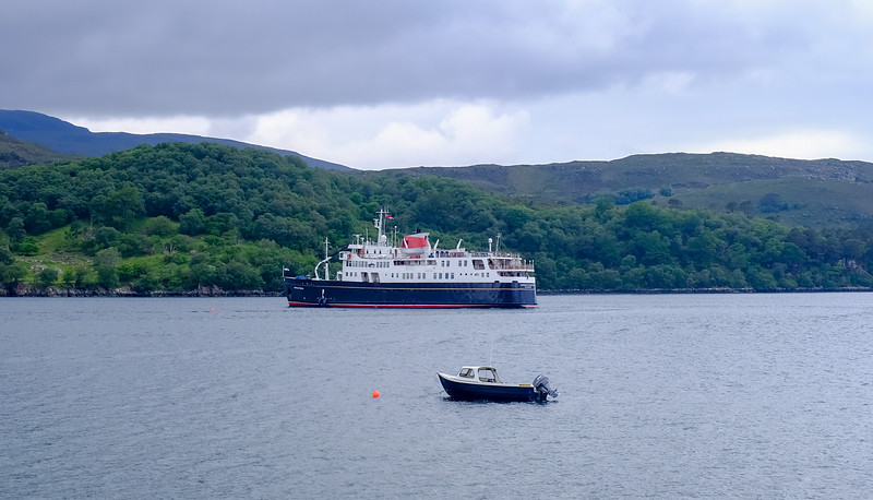 Hebridean Princess Shieldaig Jun 2017