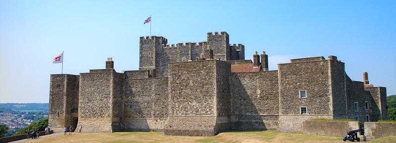 Dover Castle June 2017