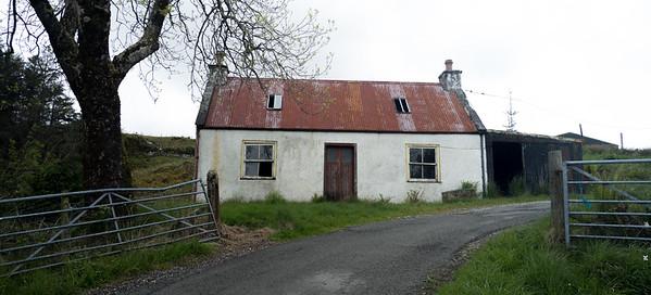 Random House Morning Walk Saasaig Teangue Isle of Skye May 2017
